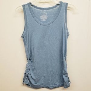 New w/o tags! Tie-Up Sides Tank Top